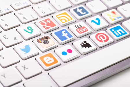 Social media management for businesses